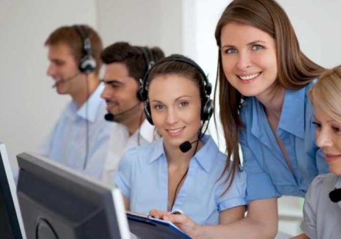 📣Vende te lira pune per SUPERVISORE ne Call Center Shqip