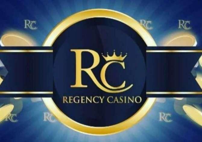 Regency Casino Tirana ofron vend te lire pune per arketare