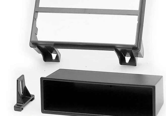 pjese kembimi Kasë kornize përshtatëse për navi ose kasetofon universal për Ford Fiesta &