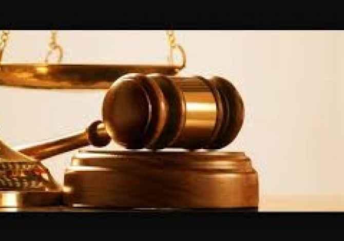 sherbime juridike Avokat dhe Konsulence Ligjore Tirane