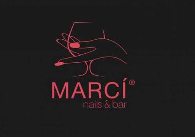 estetiste per thonjt MARCÍ  Nails & Bar Kerkon Staf