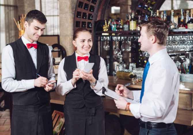 kamariere banakiere Markata e Peshkut 🐟 kerkon te punesoje Personel