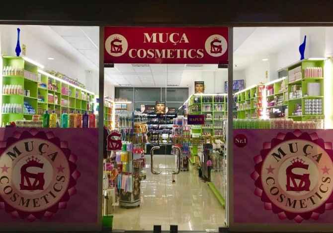 shitese teg 👩🦰 Muça Cosmetics kerkon shitese.