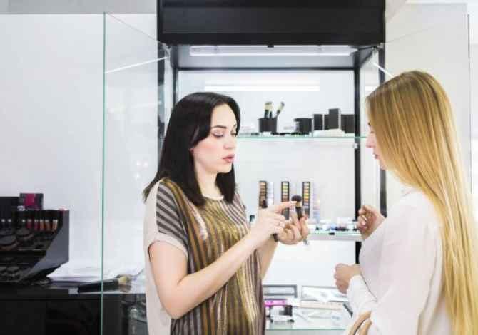 BeautyLine Professional kerkon te punesoje shitese.