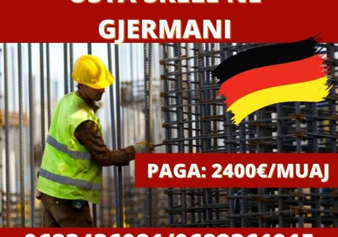 punesim  📣📢SELOS AGENCY ALBANIA Hap Vende Te Lira Pune Ne Gjermani 🇩🇪 🇩�