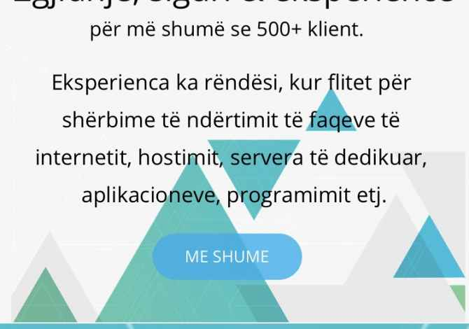 sherbime it dhe marketing Interweb Ofron sherbime IT dhe Marketing