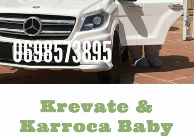 "aksesor per femije Aksesore per Femije ""Krevate & Karroca Baby Merc"""