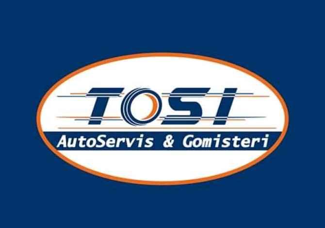 servis makinash Tosi Auto Servis & Gomisteri