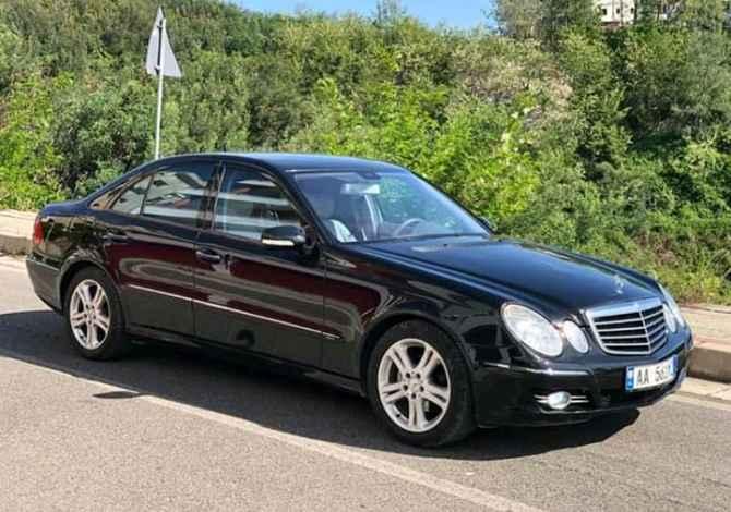 - Mercedes Benz E Class