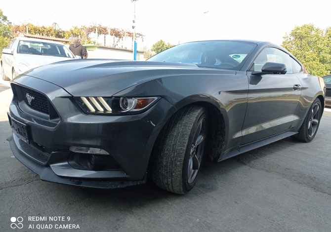 mustang Ford Mustang