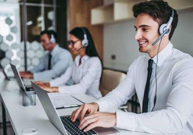 call center Kerkohet Agjent Closer me eksperience te meparshme 🇺🇸