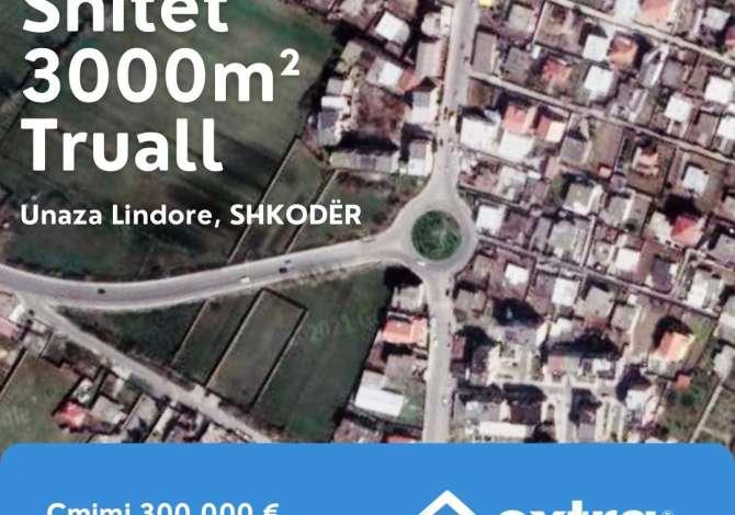 land for sale 🏡 Shitet toke Truall 📐Sip 3000 m2