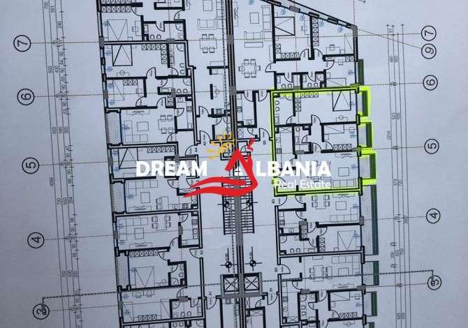liqeni  Apartament 2+1 ne shitje ne zonen e Liqenit te thate rruga e Ullishtes (ID 41215