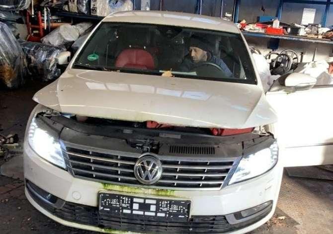 pjese kembimi Volkswagen Passat CC viti 2013 me 105,000 km i sapoardhur nga Gjermania. Çmonto