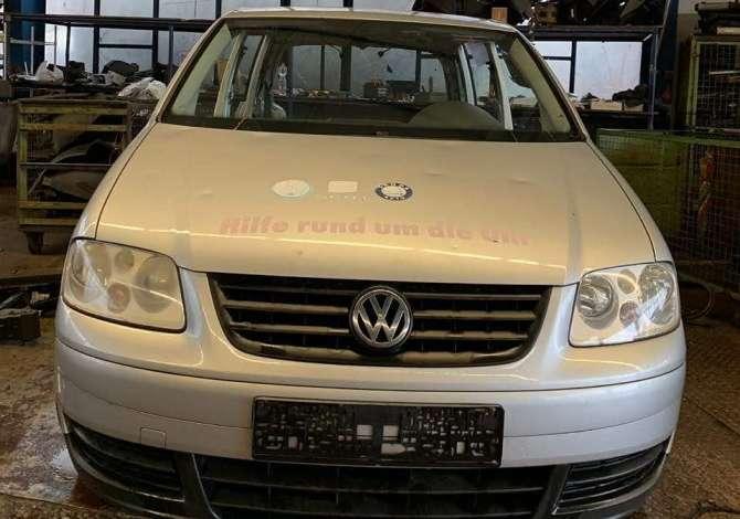pjese kembimi Volkswagen Touran te sapoardhur nga Gjermania, çmontohen per pjese kembimi, 0 k