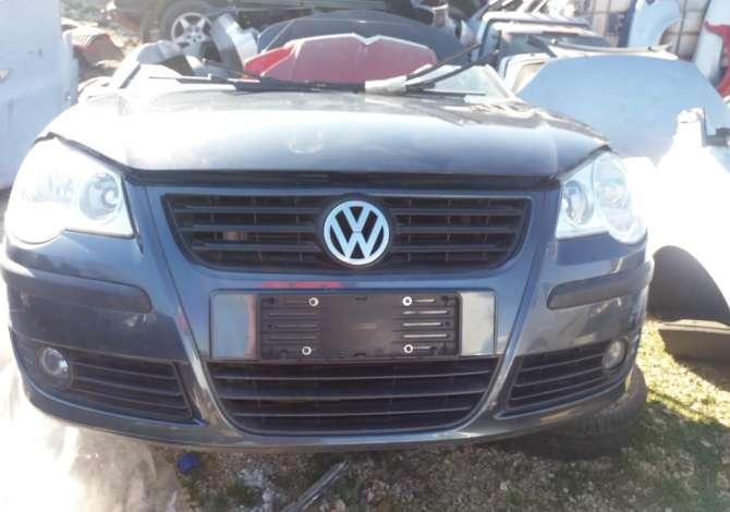 pjese kembimi Volkswagen Polo viti 2008, çmontohet për pjesë këmbimi.