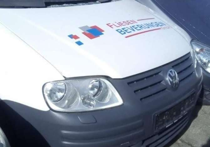 pjese kembimi Volkswagen Caddy, çmontohet për pjesë këmbimi.