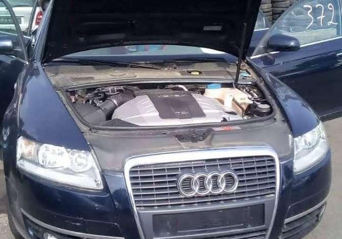 pjese kembimi Audi A6, çmontohet për pjesë këmbimi.
