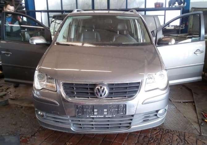 pjese kembimi Volkswagen Touran viti 2008, çmontohet për pjesë këmbimi. Telefon - WhatsApp