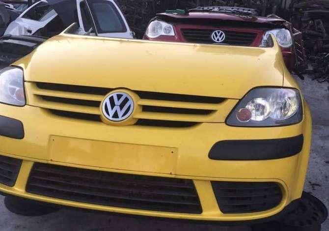 pjese kembimi Volkswagen Golf 5 Plus, çmontohet për pjesë këmbimi.
