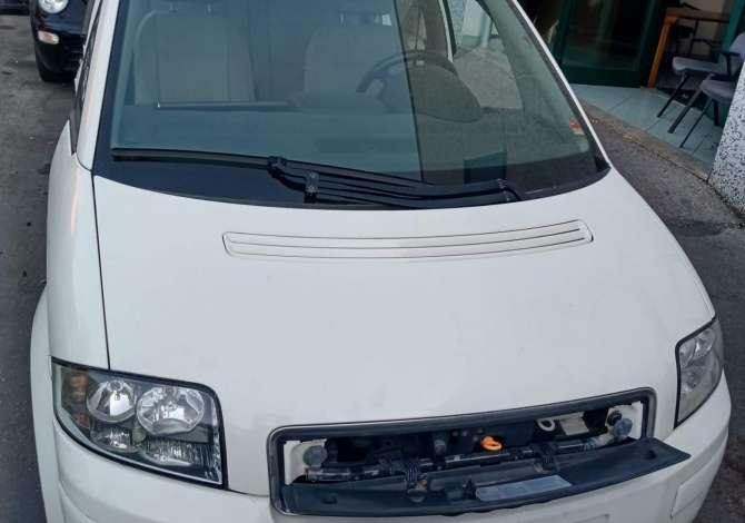pjese kembimi Audi A2, viti 2005, çmontuar për pjesë këmbimi.