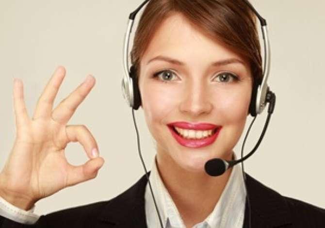call center anglisht Kerkohen Agjente telefonik ne fushen financiare(Forex) per gjuhet ANGLISHT, SPAN