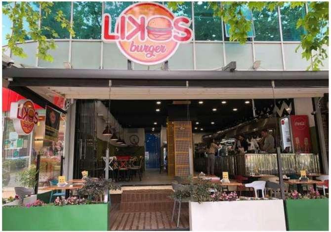 motorrist Likos Burger kerkon te punesoje motorrist per sherbim delivery