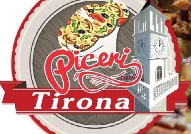 motorrist Pizza Tirona kerkon te punesoje Motorrist, Sanitare