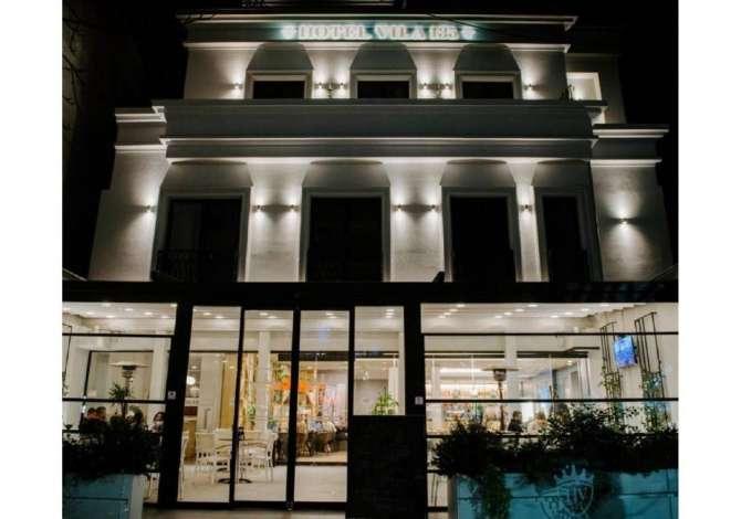 recepsion Hotel Vila 135 kerkon te zgjeroje Staf