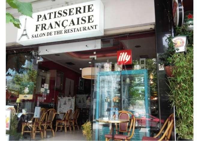 turn i dyte Patisserie Francaise kerkon te punesoje 2 shitese