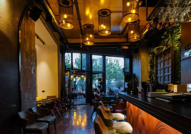 elbasan  Stazh Lounge Bar kerkon Kamarier/e